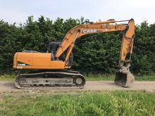 2002 CASE CX160 tracked excavat