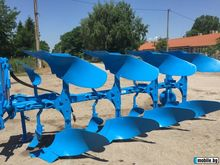 2015 LEMKEN reversible plough