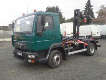 Used 2005 MAN 8.150