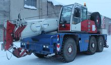 Used 2001 DEMAG AC 4