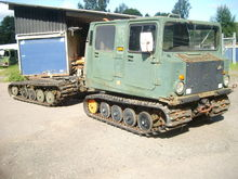 1980 Hagglunds, BV206 snow groo