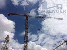 1996 COMEDIL CT 651 tower crane