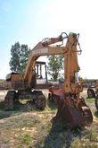 CASE 90 tracked excavator