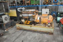 1984 DAF 825 generator