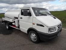 1993 IVECO Daily tank truck