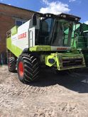 2010 CLAAS Lexion 600 combine-h