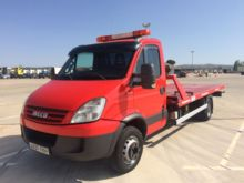 2007 IVECO 65C 18 tow truck