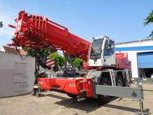 2011 LIEBHERR Crane LTC 1045 mo