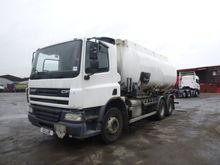DAF FAT CF75.310 tank truck by