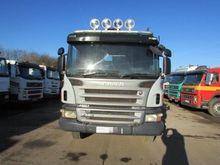 2007 SCANIA P340 dump truck