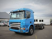 2003 SCANIA P124 GB 6x2*4 chass