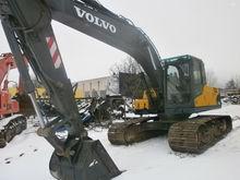 2009 VOLVO EC210CL, excavator t