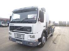 2000 VOLVO FM7.250 tank truck b