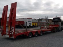 2006 AMT MT300 low bed semi-tra