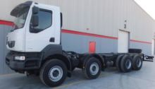 2014 RENAULT Kerax 440.42 8x4 R