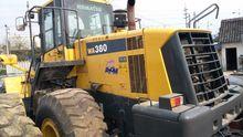 2013 CATERPILLAR wa380-6 wheel
