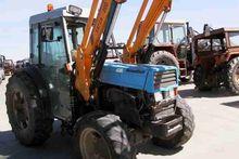 LANDINI ADVANTAGE wheel tractor