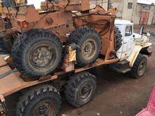 2004 URAL 596002 pipe truck