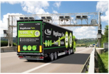 FLIEGL Twin tilt semi-trailer