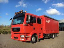 2013 MAN TGL 12.220 truck curta