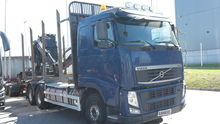 2011 VOLVO FH 460 6x4 timber tr