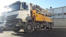 2012 PUTZMEISTER M47 concrete p