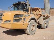 2011 VOLVO A30F articulated dum