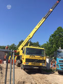 1989 VOLVO FL7, crane mobile cr