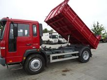 2002 VOLVO FL-615, 3-way tipper