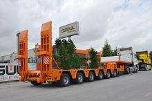 OZGUL LOWBED SEMİ TRAİLER low b