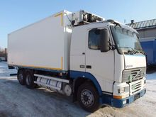 1997 VOLVO FH380 refrigerated t