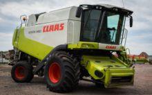 2008 CLAAS Lexion 560 4WD v Liz