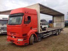 2002 RENAULT PREMIUN 420 truck