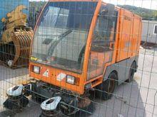 M&G Hochdorf 2200 road sweeper