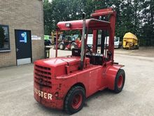 New HYSTER 4-ton rou