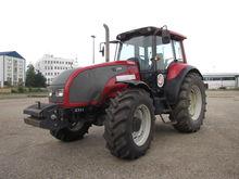 2007 VALTRA T 160 wheel tractor