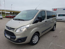 2016 FORD Transit Custom, passe