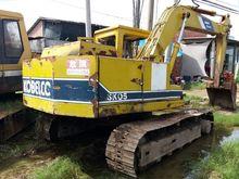 1987 KOBELCO SK05 tracked excav
