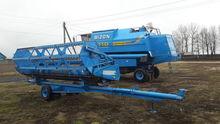 2000 BIZON Z110 combine-harvest