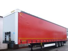 2012 WIELTON NS 3 curtain side