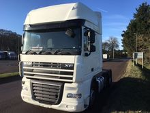 2011 DAF XF105 FTG SUPERSPACE c