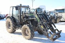 2012 FARMTRAC 690 DT wheel trac