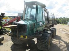 2000 TIMBERJACK 810B, forwarder