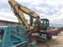 2000 CATERPILLAR M318 wheel exc