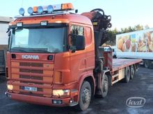 Used 2004 SCANIA R11