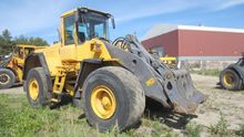 2005 VOLVO L150E wheel loader