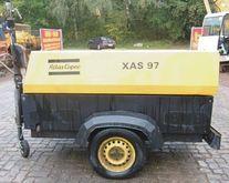 2005 Atlas Copco XAS 97 compres