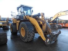2012 CATERPILLAR 972K wheel loa