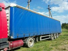 2003 GENERAL-TRAILORS curtain s