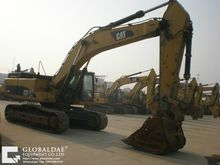 2012 CATERPILLAR 345C tracked e